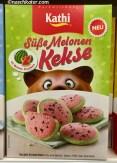 Kathi Bunte Kaugummi Muffins Backmischung