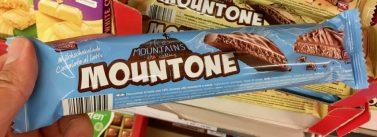 Lidl Mr Choc Mountone Vollmilchschokolade