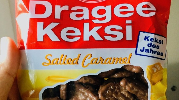 Manner Napoli Dragee Keksi Salted Caramel