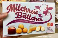 Milchreis Bällchen