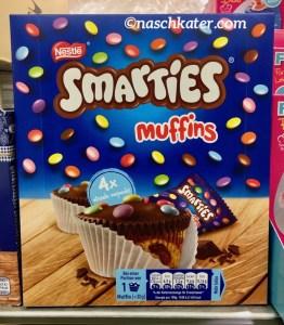 Nestlé Smarties Muffins