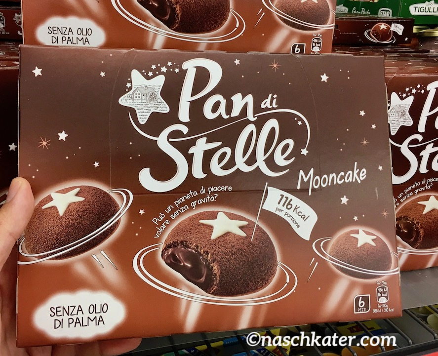 Pan di Stelle Mooncake Lidl Italien