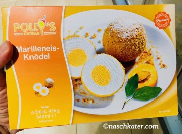 Polleys Icecream Marilleneis-Knödel