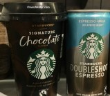 Starbucks Signature Chocolate Double Espresso Dose