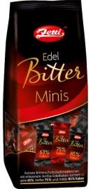 Zetti Edel Bitter Minis, zwei verschiedene Sorten im Mixbeutel.