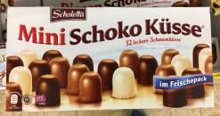 Aldi Scholetta 32 Mini-Schokoküsse
