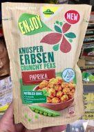 Kühne Enjoy Knuspererbsen Paprika