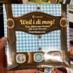 Ludwigs Weil i di mog Feine Milchcreme Pralines Lederhose Oktoberfest