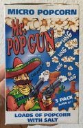 Micro Popcorn Mr Popgun Salty