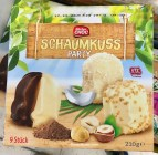 MisterChoc Lidl Schaumkuss Party Kokos Haselnuss Kakao