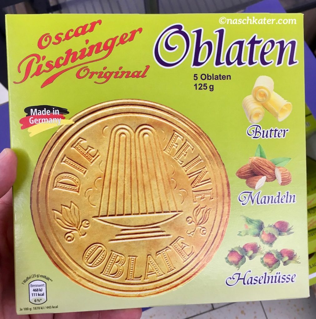 Oscr Pischinger Original Oblaten Karlsbader