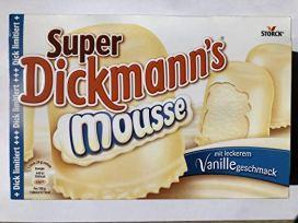 Storck Super Dickmanns Mousse Vanille