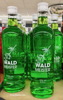 Waldmeister mit Vodka
