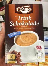 Lösliche Trinkschokolade von Combo.