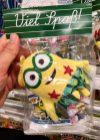 Haribo Minion mit Spielzeug