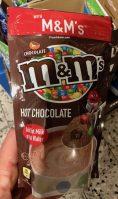 Mars M+M Heiße Schokolade