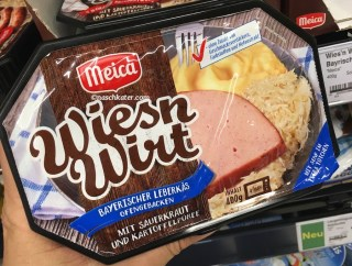 Meica WiesnWirt Fleischkäse