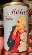 Meinl Kakao Nostalgiedose