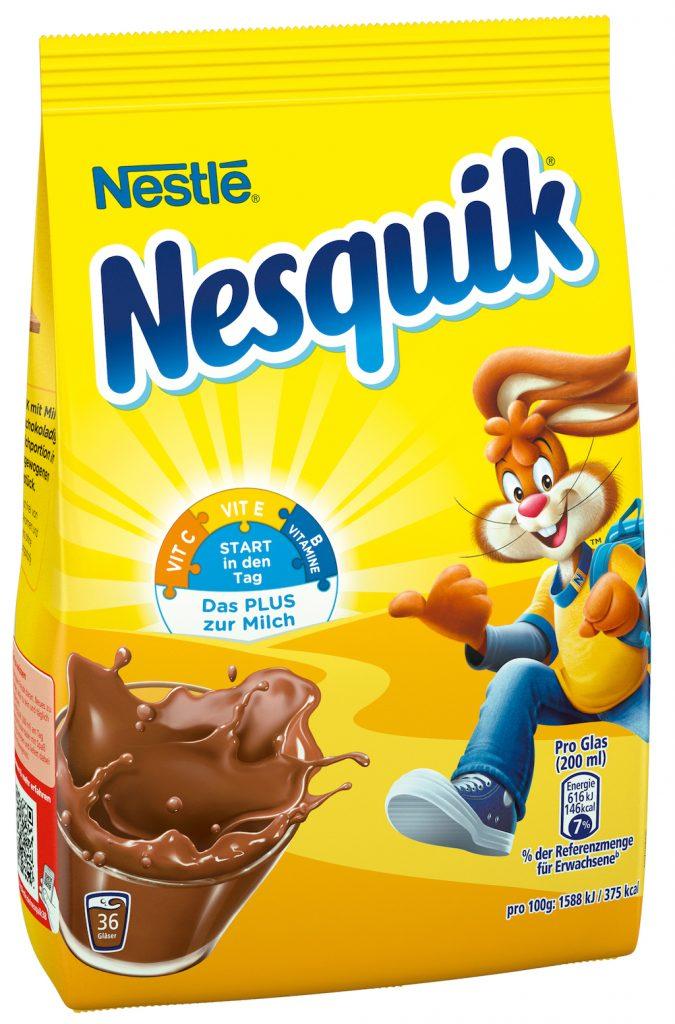 Nestlé Nesquik kakaopulver Instant