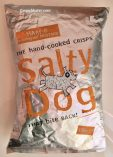 Salty Dog The hand-cooked crisps that bite back Ham wholegrain Mustard