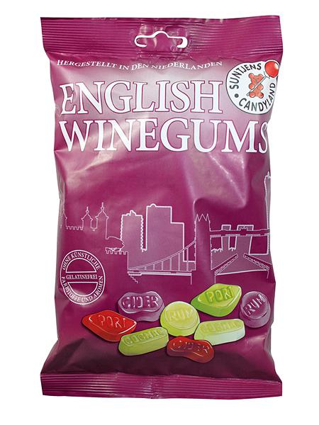 Suntjens English Winegums
