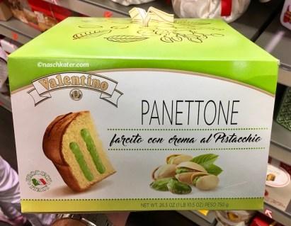Valentino Panettone Pistazzie