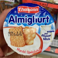 Ehrmann Almighurt Mandel-Spekulatius