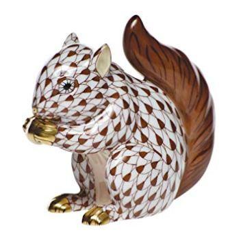 Eichhörnchen Schokoladenhohlfigur
