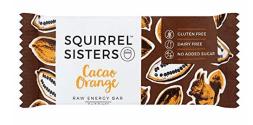 Squirrel Sisters Cacao Orange Riegel Eichhörnchen