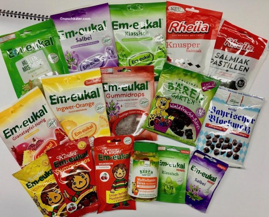 Em-eukal von Dr. C. Soldan: Bonbons aus der Apotheke