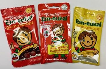 Dr. Soldan Em-Eukal Kinder Gummidrops Wildkirsche und Honig