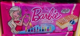 Freddi Barbie Snack Weichgebäck Minikuchen