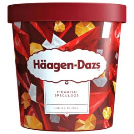 Häagen-Dazs Eiskrem Tiramisu-Speculoos