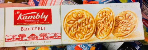 Kambly Suisse Bretzeli Biscuit Thins