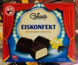 Lidl Gelatelli Eiskonfekt mit Bourbon Vanilleeis 40 Stück