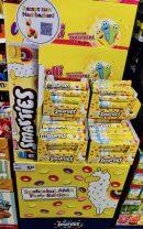 Nestlé Smarties Display Lama Spektakulama Farb-Edition