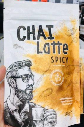 Chai Latte Spicy 140 Gramm