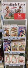 Colección Epoca Display Nostalgie-Packungen Spanien