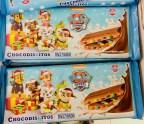Hacenado Chocodiskitos Paw Patrol Schokoladenriegel mit bunten Schokolinsen