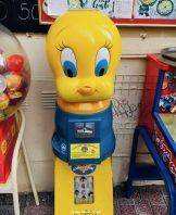 Kaugummiautomat Spanien Tweety