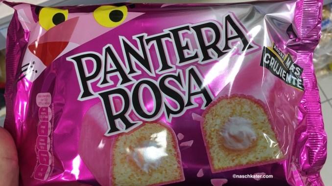 Pantera Rosa Rosa Panter Weichgebäck