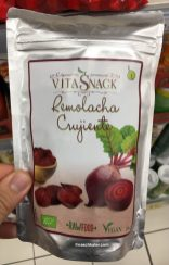 Vita Snack Rote Beete-Chips