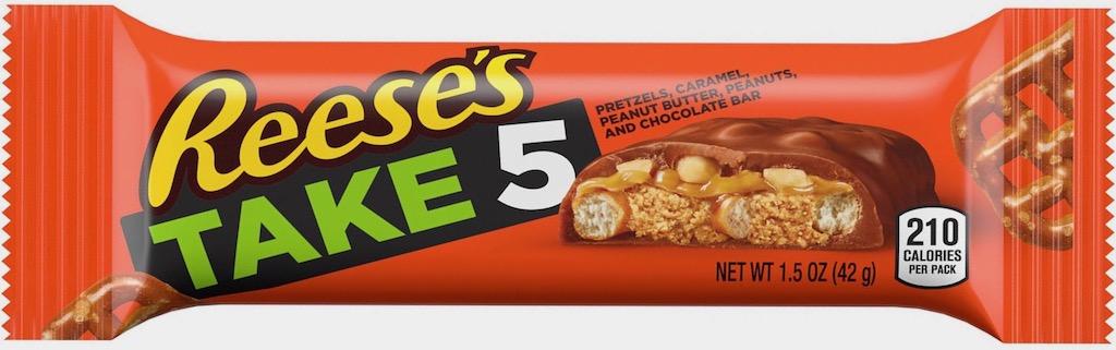 Reeses Take5 42g