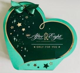 After Eight Geschenkverpackung Herz Valentinstag