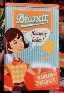 Brandt Markenzwieback Schmuckdose