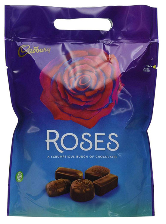 Cadbury Roses Scrumptious Bunch of Choclates