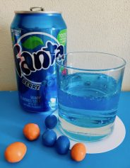 Coca Cola Fanta Blueberry