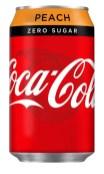 Coke Zero Peach