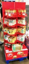 Ferrero Display Aufsteller Minis Riegel
