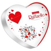 Ferrero Raffaello Valentinstag Herzschachtel 140g